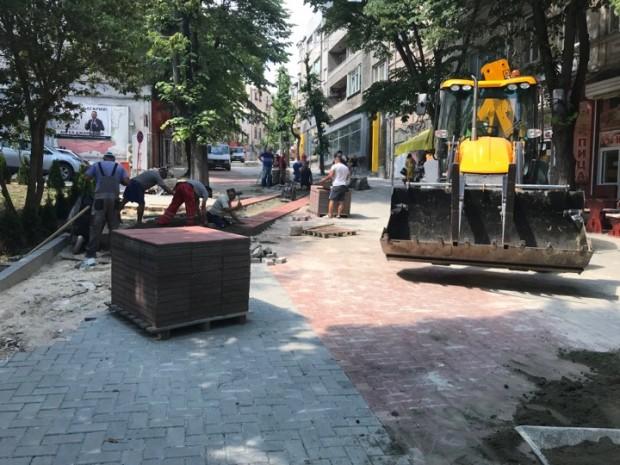 Дъждовното време и археологическите разкопки бавят ремонтите във Варна