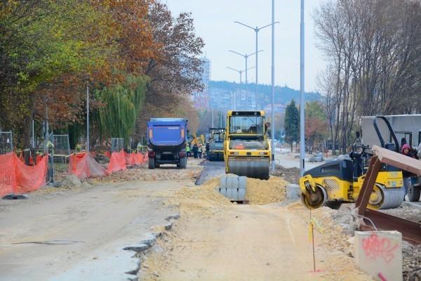 Откриват официално ремонтиран варненски булевард
