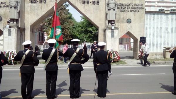 Отбелязват тържествено 135 години от създаването на 8-ми приморски полк във Варна