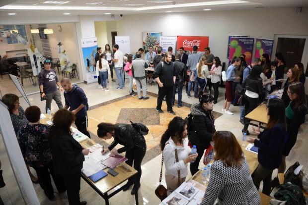 Специализирана младежка трудова борса се проведе във Варна