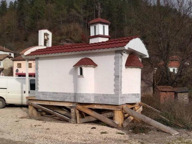 Снимка: Сръбската църква забрани откриването на български храм в Западните покрайнини