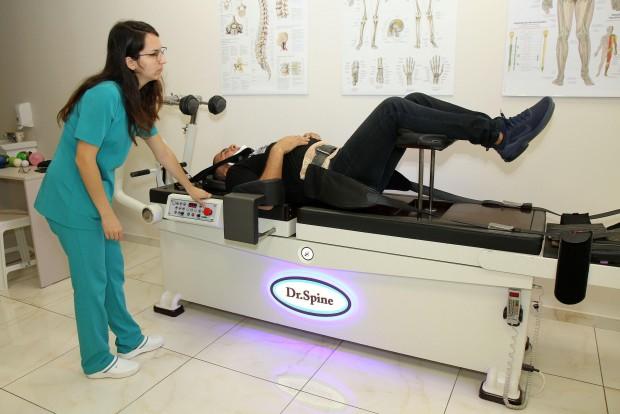 Снимка: Уникален за България тренажор във Варна спасява пациенти от операция на гръбнака