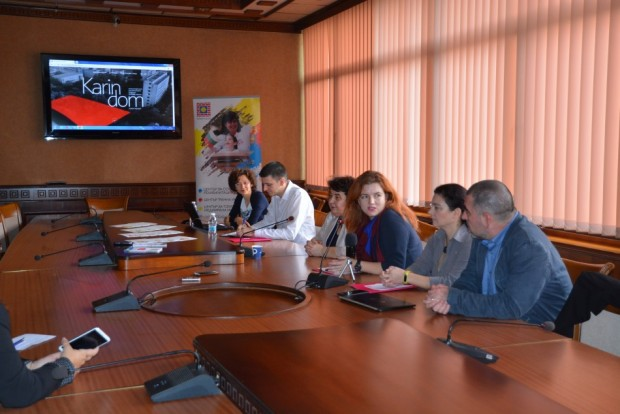 Снимка: Община Варна предостави парцел за новата сграда на Карин дом
