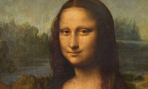 Копие от 17-и век на картината на Леонардо да Винчи