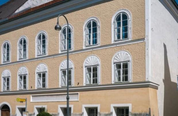 Къщата в северното австрийско градче Браунау, в която е бил