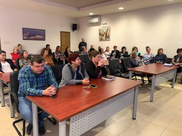 По покана на Асоциация на Българските Черноморски Общини (АБЧО) на