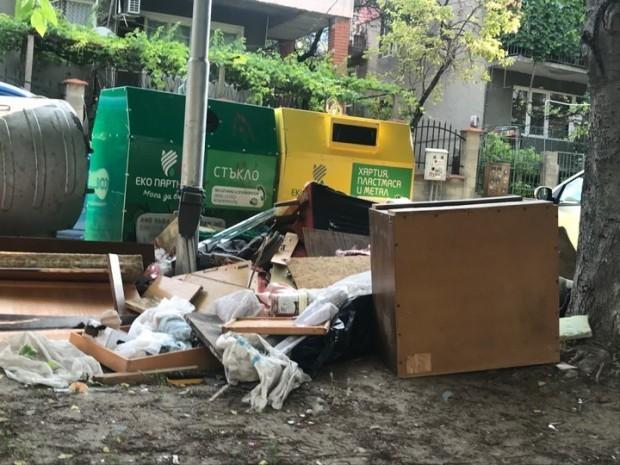 Стриктно се следи спазването на изискването предаването на отпадъци с
