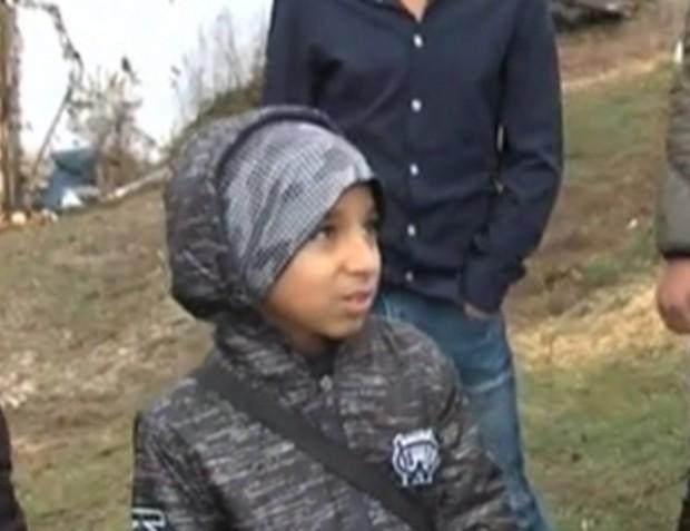 бТВТрогателна история от Родопите. Дете на сирийски бежанци дари спестяванията