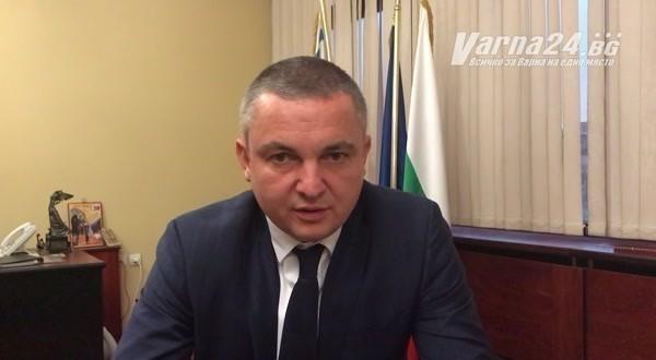 Иван Портних: 10 са заразените с коронавирус във Варна